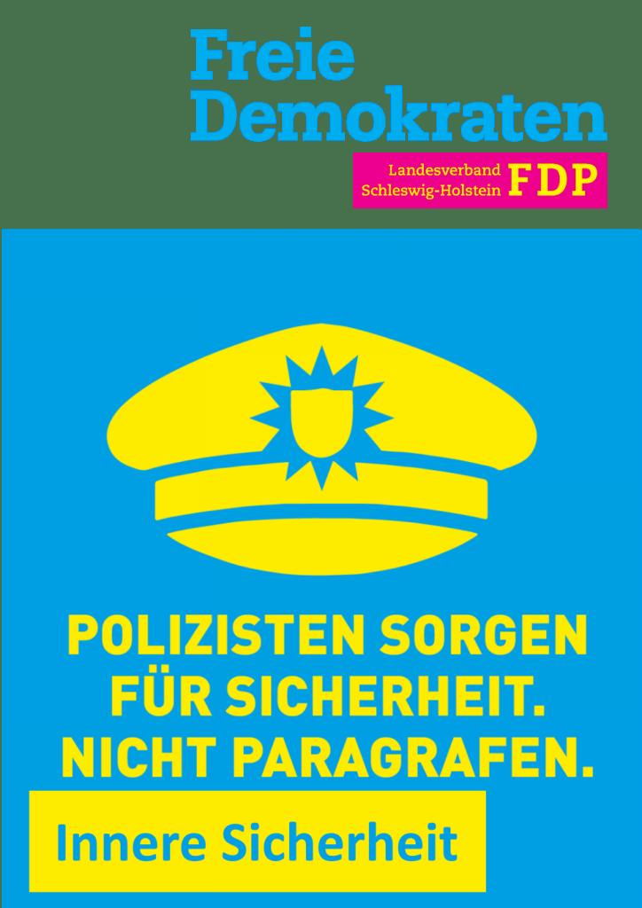 Book Cover: Innere Sicherheit