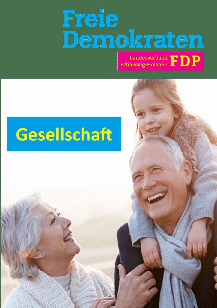 Book Cover: Gesellschaftspolitik