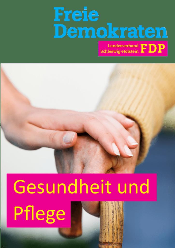 Book Cover: Gesundheit und Pflege