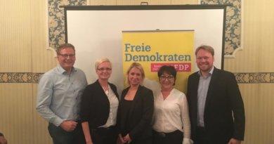 Vorstandswahlen bei der FDP-Dithmarschen