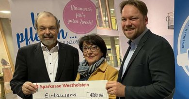 FDP unterstützt WKK-Förderverein Heide